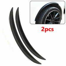 PVC Rubber Car Wheel Eyebrow Arch Trim Lips Fender Flares Protector Trims