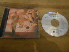 CD Pop Christopher Cross - Back Of My Mind (10 Song) WARNER REPRISE jc
