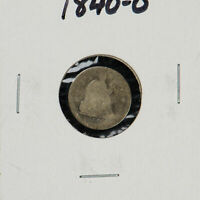 1840-O H10c Seated Liberty Half Dime - Better Date Coin - SKU-X488
