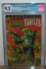 CGC 9.2 Savage Dragon/Teenage Mutant Ninja Turtles #1 (9/93) Mirage Studios