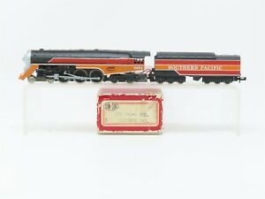 """N Scale Con-Cor 3001 SP Southern Pacific """"Daylight"""" 4-6-4 Hudson J3A Steam #2484"""