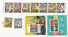 Paraguay, Postage Stamp, #1845-1855 Mint NH, 1978 Queen Elizabeth, JFZ