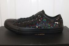CONVERSE CT ALL STAR SEQUIN HOLIDAY PARTY BLACK  WOMEN,S/GIRL, S BNIB      15
