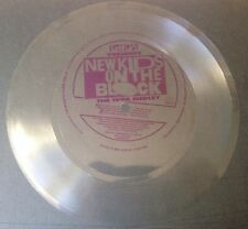 1990 CLEAR FLEXI DISC (PRINT ERROR) NEW KIDS ON THE BLOCK 4 TRACK 7""