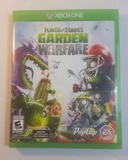 Plants vs Zombies Garden Warfare 2 GW2 Microsoft Xbox One 2016 Disc and case