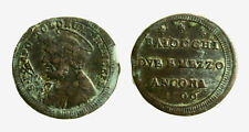 pcc2126_34) Pio VI (1774-1799)   Sampietrino 2 Baiocchi e 1/2 1796 ANCONA