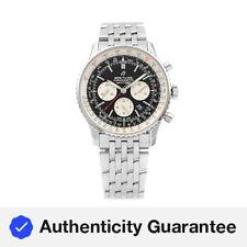 Breitling Navitimer 1 B01 Reloj de Hombre con Dial Negro Acero 46mm AB0127211B1A1