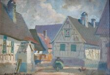 Ein Sommertag im Dorf,Albin Tippmann 1871