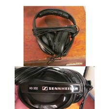 Used Sennheiser Headphones HD-202