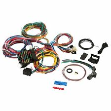 21 Circuit Wiring Harness for Chevy MOPAR Ford Jeep Hotrods Universal