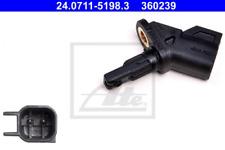 Sensor, Raddrehzahl für Bremsanlage Vorderachse ATE 24.0711-5198.3