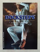 B130-Advertising Pubblicità-2000 - DOCKSTEPS - ESSERCI DENTRO - SCARPE