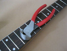 Fret Cutter -(Flush ground & Hardened) -For Fret Wire Cutting -Fret End Nippers