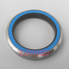 "30.15x41x6.5mm 36°x45° 2RS Taper ACB Angular Contact Bearing / 1-1/8"" Headset"