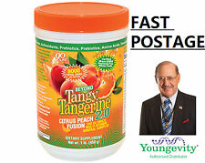 Beyond Tangy Tangerine Citrus Peach Fusion 2.0 Dr Joel Wallach Youngevity BTT