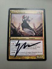 MTG - Olivia Voldaren - Artist Signed - Innistrad - PLD Magic The Gathering