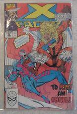 Marvel X Factor # 52 March 1990 ( Cb # 48 )