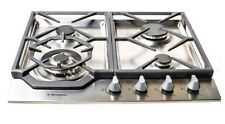 Brand New Westinghouse 60cm 4 Burner Stainless Steel Gas Cooktop  - WHG646SA