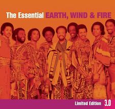 The Essential Earth, Wind & Fire [Limited Edition 3.0] [3CD 2008] NEW