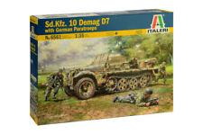 DRAGON GERMAN SD.KFZ.10 AUSF A 1940 PRODUCTION Scala 1//35 Cod.6630