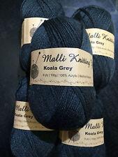 5 X Winter Super Soft Knitting Yarn Crochet Acrylic Wool Ball Yarn 100g 8ply