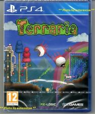 Terraria   'New & Sealed'   *PS4(Four)*