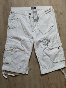 Camp David Skater , Herren Shorts , Männer Bermuda,  kurze Hose xl