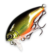 1 x Maria MC WAKE MC-WK 38F GBOH Floating Crankbait Fishing Lure 38mm 4g