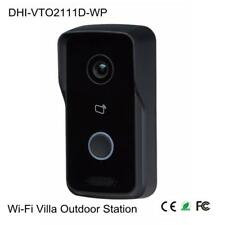 Dahua VTO2111D-WP POE P2P 1MP Wi-Fi Villa Video Intercom Outdoor Station