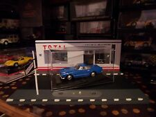 Grani & partners/schuco Maserati 5000 GT 1960 bleu/Blue  BOITE CRISTAL