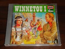 Europa - Die Originale - Folge 9 Winnetou I Folge 1+2 - CD in Vinyl Optik TOPP