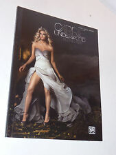 Carrie Underwood Blown Away PIANO vocal guitare PARTITION sheet music SONGBOOK
