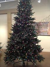 Frontgate Christmas Xmas Holiday Royal Spruce pro shape 10' foot tree Pe tips