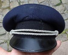 Mütze Schirmmütze Kriegsmarine  Beamter ohne  Abzeichen