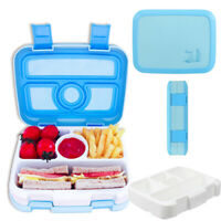 Portable Lunch Box Picnic Microwave Bento Food Snack Fruit Storage Container^