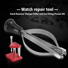 Watch repair tool - Hand Remover Plunger Puller and Set Fitting Presser Kit