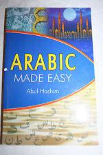 Arabic Made Easy Abul Hashim Book Islam Muslim Learn to speak Talk Communicate