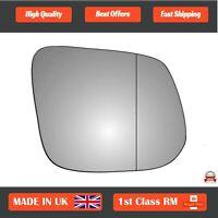 Isuzu D-Max Mk2 2014-2018 Right Driver Side wide angle wing mirror glass 809RAS