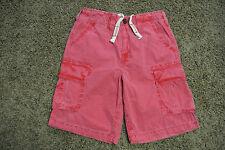 TRUE RELIGION CARGO BOARD Shorts 32 NWOT$259 Shaded Red! Signature Logo's!