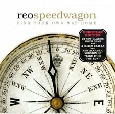 Reo Speedwagon - Finf Your Own Way Home CD Nuovo Sigillato