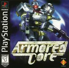 Armored Core PS1 Great Condition Fast Shipping