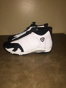 Jordan 14 OG Black Toe (1998) MENS SIZE 11