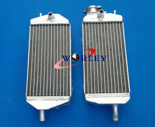 Aluminum Radiator for Gas Gas MX/SM/EC 200/250/300 2007 2008 2009 2010 2011 07