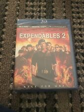 The Expendables 2 (Blu-ray + Digital Copy)