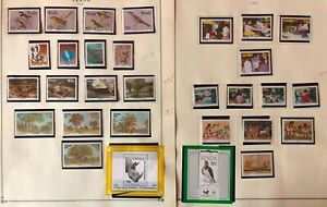 Lot of South Africa Venda Year 1991-1992 Stamps MNH