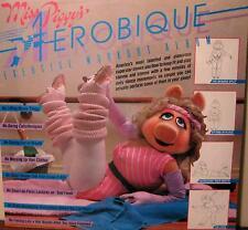 Album Covers # 38 - 8 x 10 Tee Shirt Iron On Transfer Miss Piggy exercise album