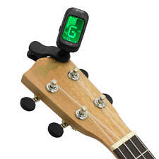 Chromatic Clip-on Guitar Tuner - Quality Guitar, Bass, Violin &