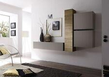 Moderne Möbel aus matt lackierten MDF -/Spanplatten fürs Wohnzimmer