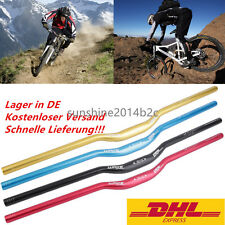 MTB Mountain Bike Bicycle Aluminum Alloy Riser Handlebar Viel Modell / Größe DE