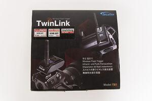TwinLink Wireless Flash Trigger Model T2D